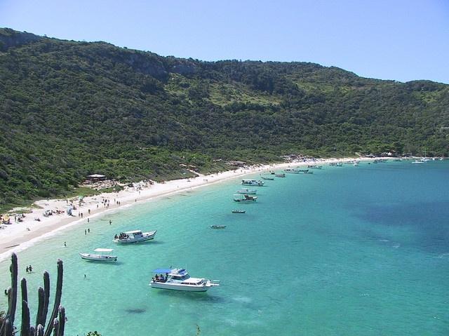 Praia do Forno - Arraial do Cabo RJ...Local da minha casa de praia