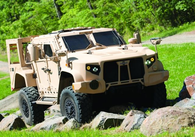 oshkosh defense medium tactical vehicle | Oshkosh Defense, a division of Oshkosh Corporation (NYSE:OSK), today ...