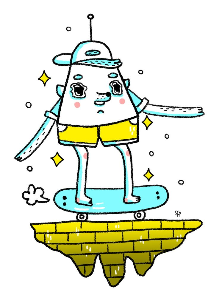 ✧ N A U T A ✧ #nauta #nauta1992 #adobe #photoshop #wacom #illustration #ilustración #dibujo #fluor #pastel #color #cosmos #space #galaxy #universe #harajuku #dog #skate #skateboarding