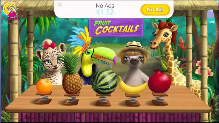 """jungle animal hair salon Games""  Fun and enjoyable game for kids and baby."