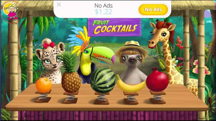 """jungle animal hair salon Games""  Fun and enjoyable game for kids and baby."