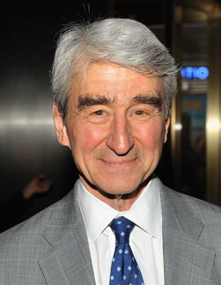 Sam Waterston - FAMILY HISTORIES ARE AMAZING. - Direct descendant of Richard Warren and wife Elizabeth Walker, Mayflower passengers.  Eight cousin three times removed of George Bush and four times removed of George W. Bush and eighth cousin of Franklin D. Roosevelt.