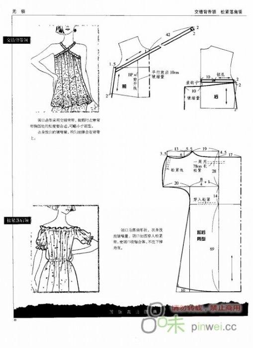 Elementos de modelado de ropa de mujer. Hable con LiveInternet - Servicio rusos Diarios Online
