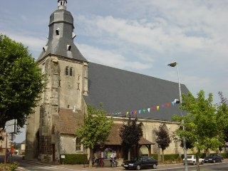 Eglise Saint-Aubin, Tourouvre