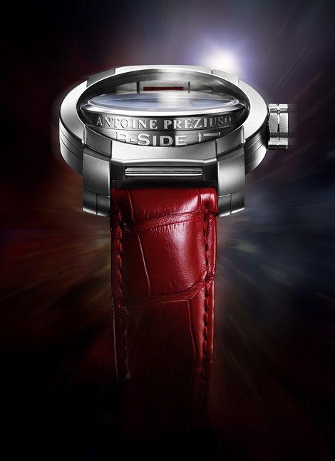 B-side tourbillon | Antoine Preziuso – The Art of Swiss Watchmaking