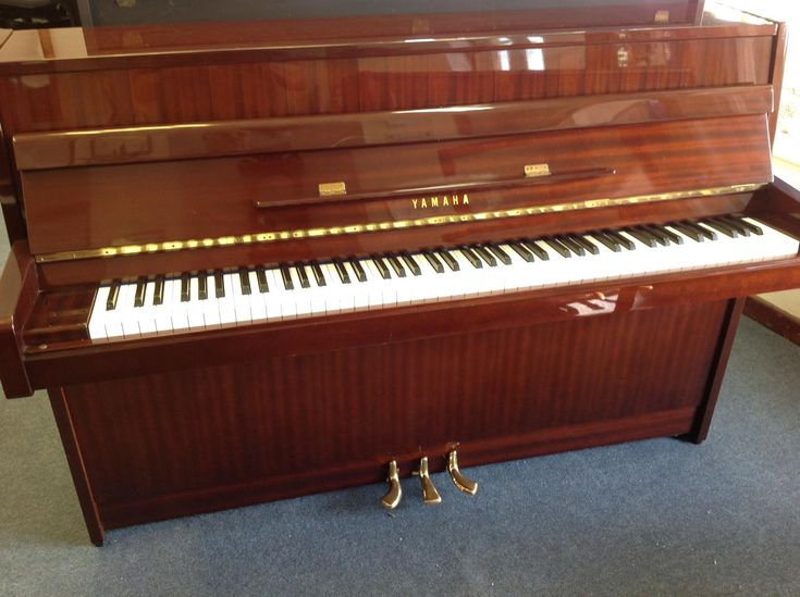 Yamaha Modern Upright Piano For Sale - picture 10