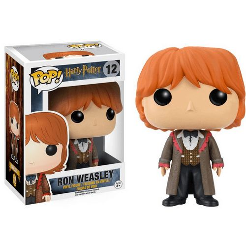 Figurine Pop! Harry Potter Ron Weasley Yule Ball