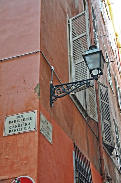 Nice old town streets photo