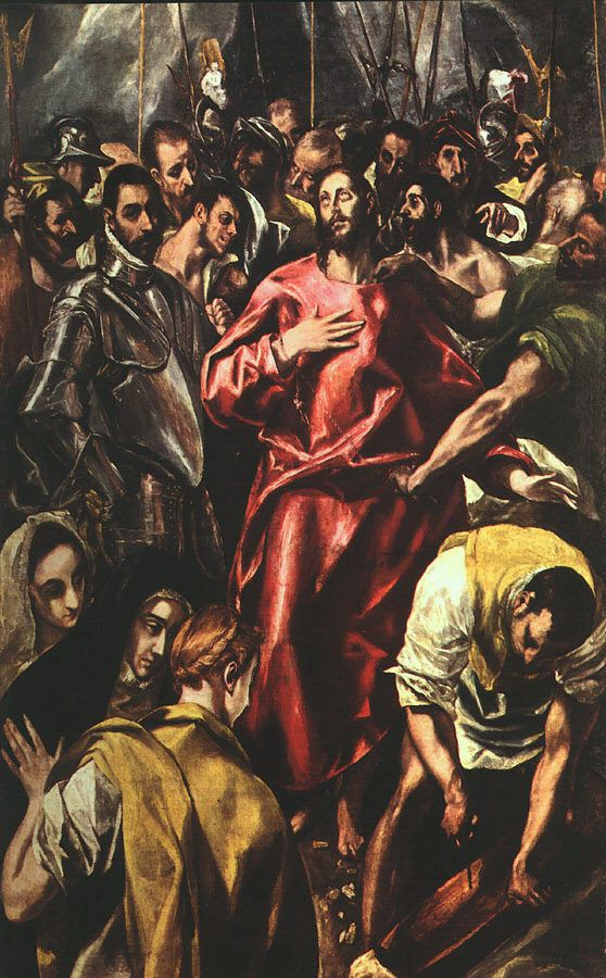 El Greco, 00002708-Z