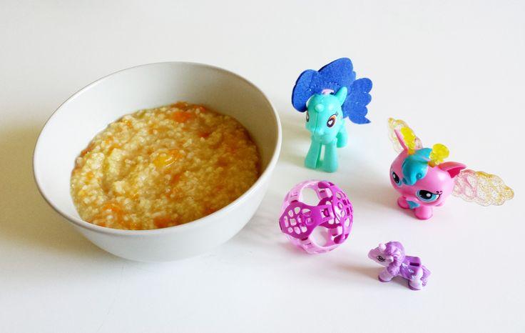Astazi pregatim ceva rapid si foarte sanatos: pilaf de mei cu morcov. >>> http://bit.ly/1JA01SQ