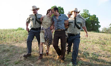 Ain't Them Bodies Saints is a great little Texas film noir that's an edge-of-your-seat thriller!