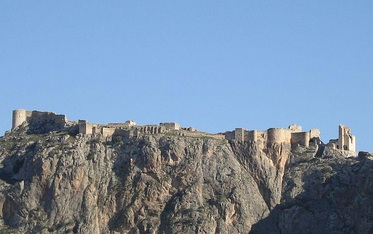 Anavarza kalesi/Kozan/Adana/// Anavarza, Kadirli, Ceyhan ve Kozan ilçe sınırlarının kesiştiği yerde, Kozan sınırları içerisinde, Kilikya bölgesinde bulunan antik kent.