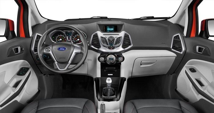 carro novo: Ford Ecosport 2014