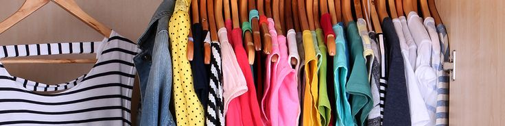 """""""Estrena ropa cada día"""" página web de Norit.es con consejos para lavar ropa."""