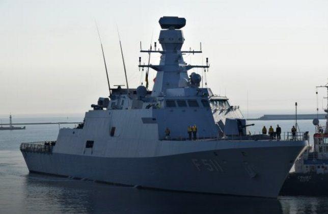 В порт Одессы прибыли военные корабли Турции - KNK.Media