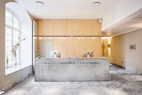 Nobis Hotel Copenhagen, Copenhagen, 2017 - Wingårdhs
