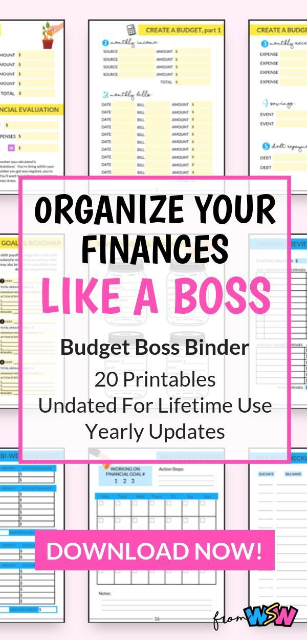 Budget Binder: Organize Your Finances Without Breaking The Bank