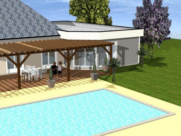 Veranda anbauen  62 best extensions images on Pinterest | Extensions, Future house ...