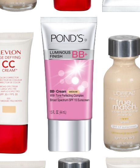 Cheap Foundations That Are Secretly Awesome #refinery29  http://www.refinery29.com/2014/02/62971/drugstore-foundations
