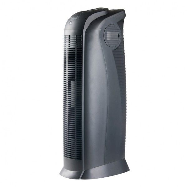 The Ionmax® ION390 UV Air Purifier provides you and your family with complete air purification by combining 5 forms of efficient air purification technologies - HEPA filtration, UV light and negative ions. Designed with clever features and functions, the ION390 is also very easy to use and highly convenient for health. The ION390 features a 3-in-1 filter that combines a pre-filter, HEPA filter and carbon filter: