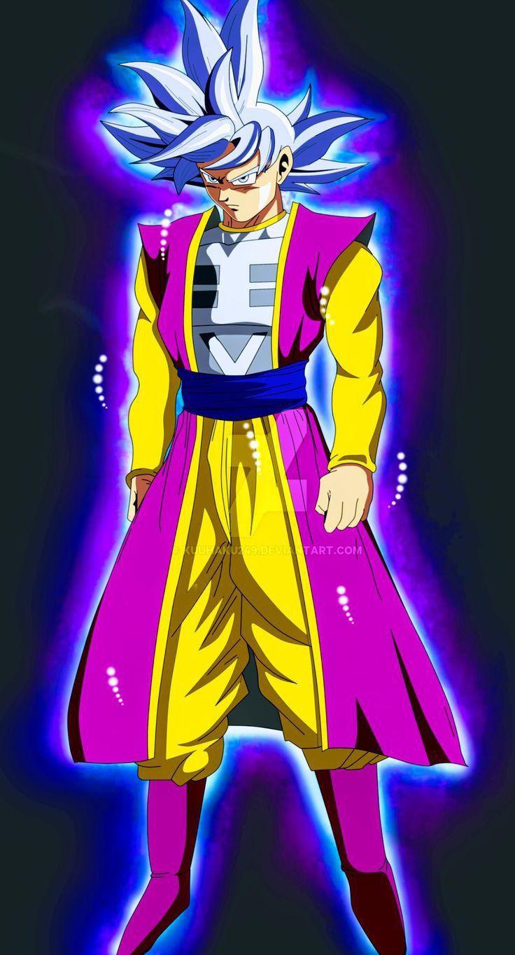 Goku Vegeta Zalama Frieza Fused Zeno Jiren Whirus Power L