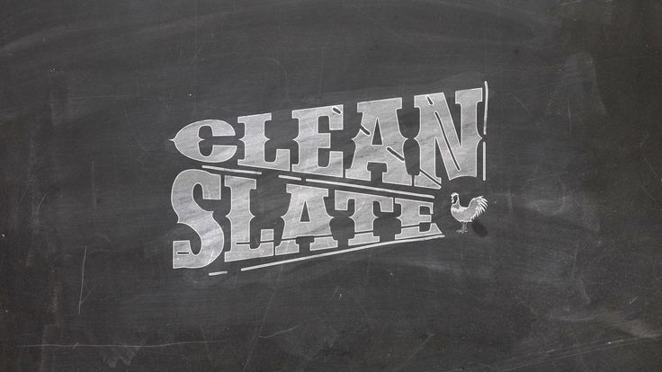 clean slate easter - Google Search