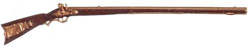Kentucky Long Rifle   Mary's Dollhouse Miniatures