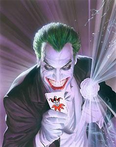 Mythology - The Joker - Alex Ross - World-Wide-Art.com - $400.00 #AlexRoss #Batman