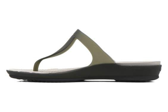 Crocs Crocs Rio Flip W Flip flops & klipklapper se fra venstre