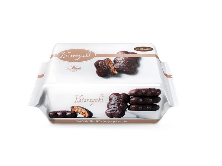 W sierpniu 2013 w Sklepach Firmowych KOPERNIK promocja na słodkie łakocie. Katarzynki w czekoladzie 24 x 60 g.: 45,70 zł.