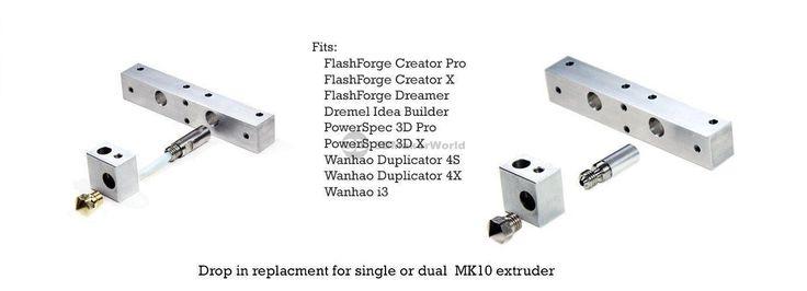 MK10 All Metal Hotend ile ilgili görsel sonucu