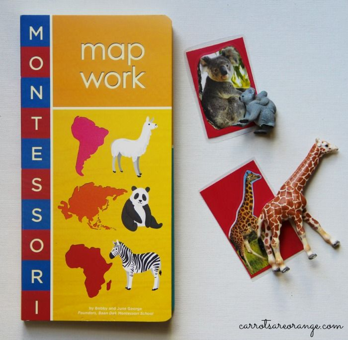 Hands On Geography Activities with Kids