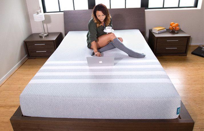 The Leesa Mattress Is A Hybridmattress Made With 3 Premium Foams For A Comfortable Sleep Every Night Leesa Mattress Online Mattress Mattresses Reviews