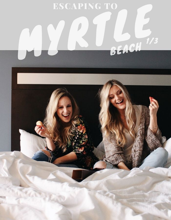 Escaping To Myrtle Beach: Part 1