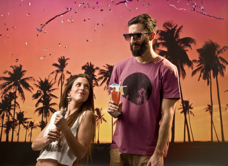 Lust Decade - Cool t-shirts, palm trees collection fashion t-shirts