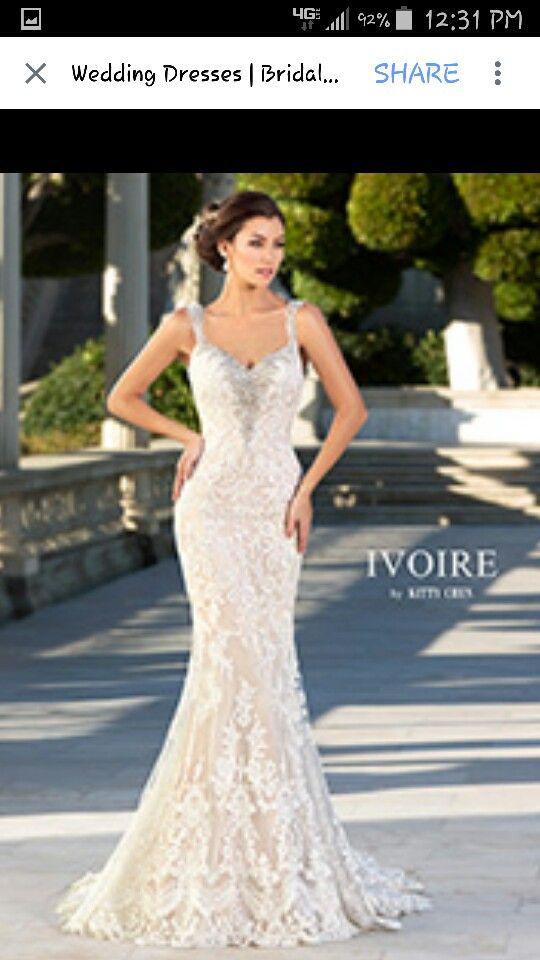 Mejores 157 imágenes de ❤Wedding❤ en Pinterest | Vestidos de novia ...