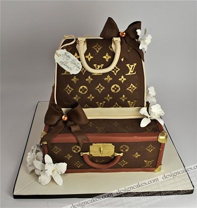 587 best Luxury cakes images on Pinterest Anniversary cakes