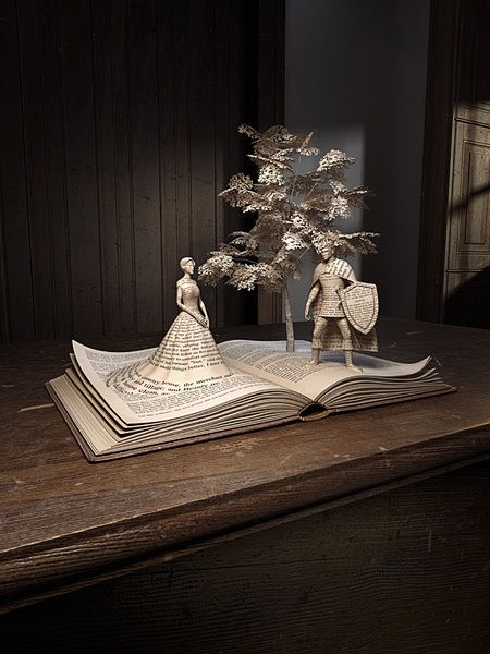 BOOKS by The Image Foundation, via Behance