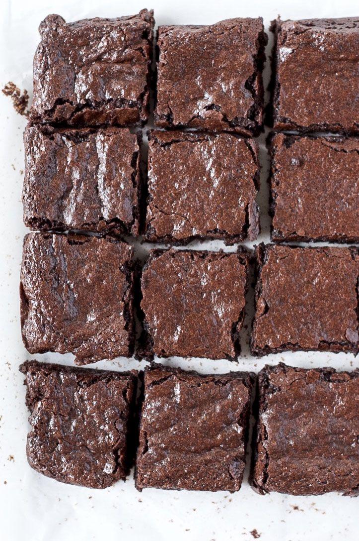 ... Brownie Perfection on Pinterest | Fudgy Brownies, Brownies and Brownie