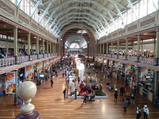 Royal Exhibition Building: flower and garden show #Melbourne #Australia http://www.tripadvisor.com.au/ShowForum-g255100-i278-Melbourne_Victoria.html