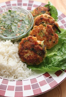 Thai Fish Cakes With Cuber Dipping Sauce
