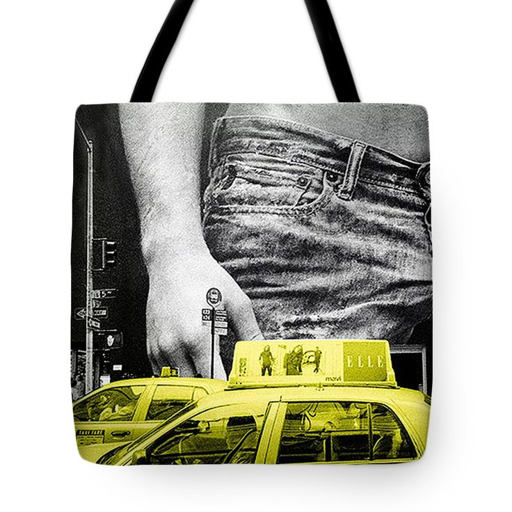 Photo Tote Bag featuring the photograph Fifth Avenue- Ny by Enrique Crusellas