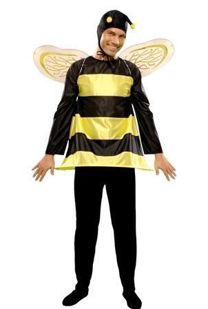 Bumblebee costume  Disfraz de Abejorro adulto