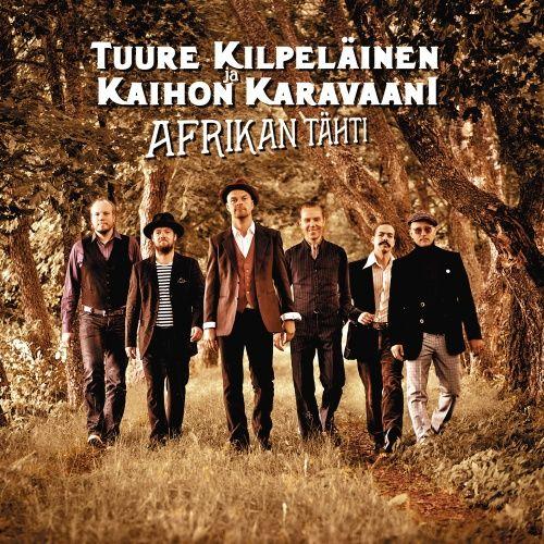 Tuure Kilpeläinen ja kaihon karavaani -Afrikan tähti (cdon.com 17,95e)