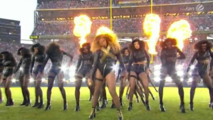 For Anybody That Missed Beyoncé's Super Bowl 50 Halftime Show Performance…
