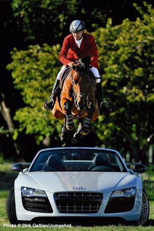 just jumping an R8