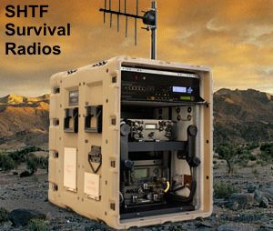 Frequency List for SHTF Survivalist Radio Communications and Preppers -Information about common frequencies and channels for tactical, emerge...