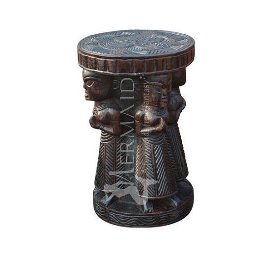 Buy this exclusive gift item https://www.etsy.com/in-en/listing/214474738/wood-carving-side-table?ref=shop_home_active_1