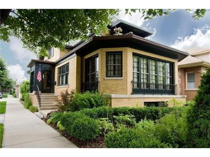 Best 25 yellow brick houses ideas on pinterest for Bungalow house chicago