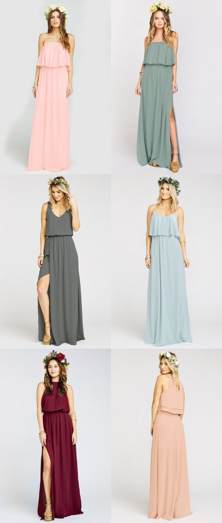 47 best bohemian theme wedding guest outfit ideas images for Boho dresses for wedding guests